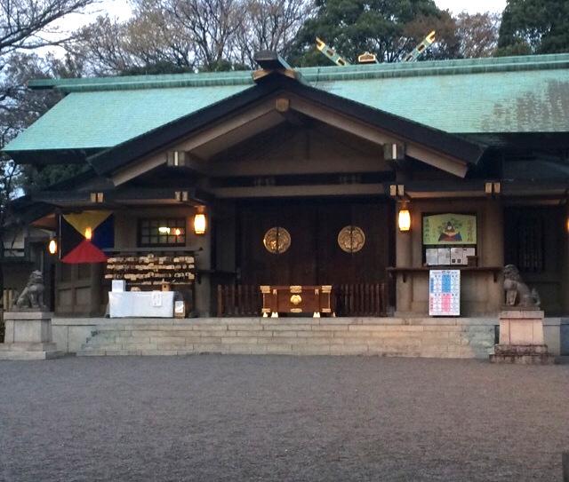 【東郷神社】 竹下通りのすぐ近く。神格化された東郷平八郎を祀る神社