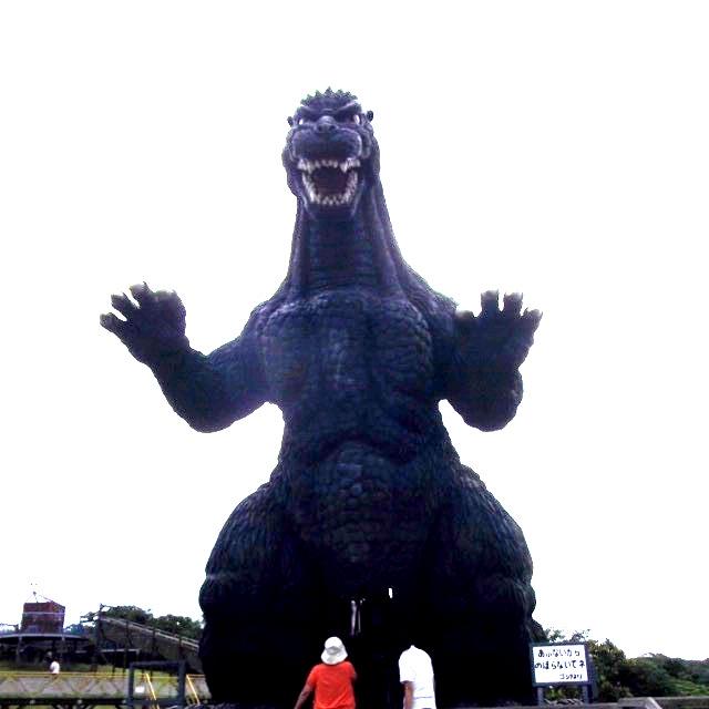 【横須賀 くりはま花の国】 ゴジラの滑り台と、尻こすり坂。三浦半島1デイきっぷ