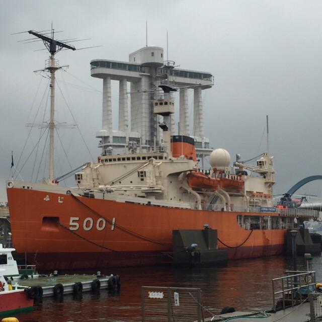 【名古屋港 南極観測船ふじ】 超大陸ゴンドワナと、謎に満ちた南極大陸