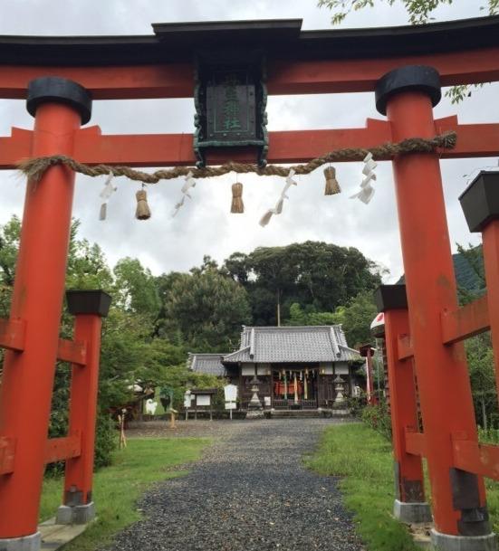 【丹生官省符神社(にうかんしょうぶじんじゃ)】 弘法大師空海が創建した