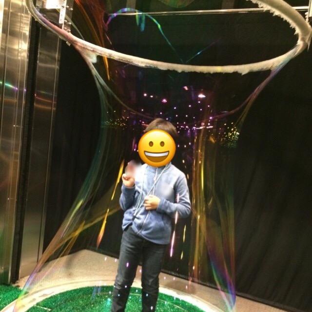 【科学技術館】 展示が豊富で一日じゃ足りない! レーザーオリジナル定規が作れる