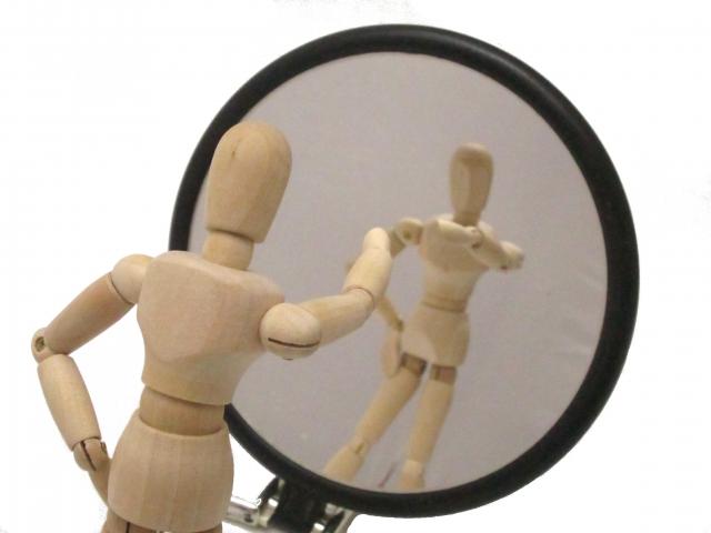 「鏡の法則」を勉強中。自分を整え、向上させることの大切さ