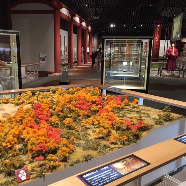 【府中市郷土の森博物館】ぐるっとパス対象施設。KAGAYAスタジオ「富士の暦」