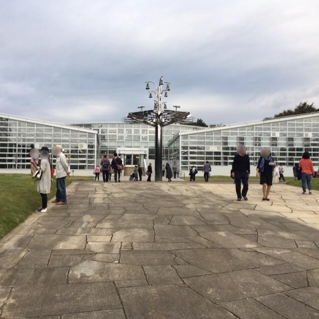 【神代植物公園・大温室】 2016年5月リニューアルオープン