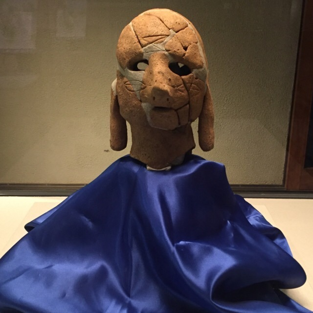【紀伊風土記の丘② 資料館】 ここでしか見られない「両面人物埴輪」の不思議!