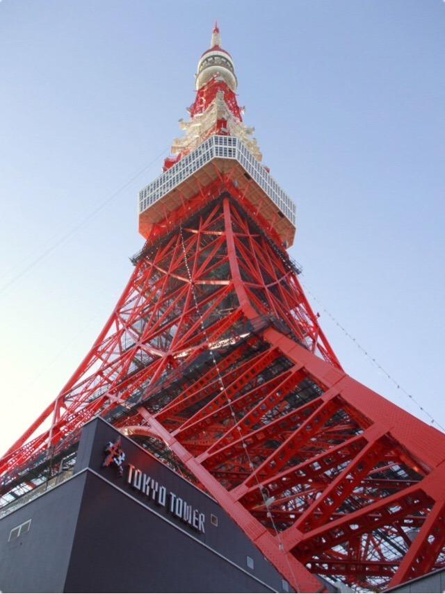 【東京タワー 階段で上る】 土日祝日は、自分の足で海抜150mまで上ってみよう!