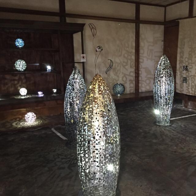 【くどやま芸術祭】 2016年10月2日まで開催