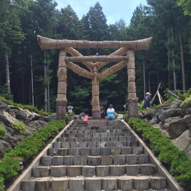 【不二阿祖山太神宮】 交通アクセスと、カーナビの設定について