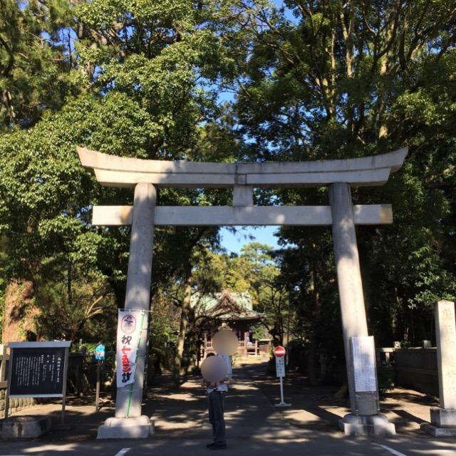 【神の道と御穂神社】 三保の松原と神社を結ぶ道を通り、夫婦和合・縁結びのパワースポットへお参り