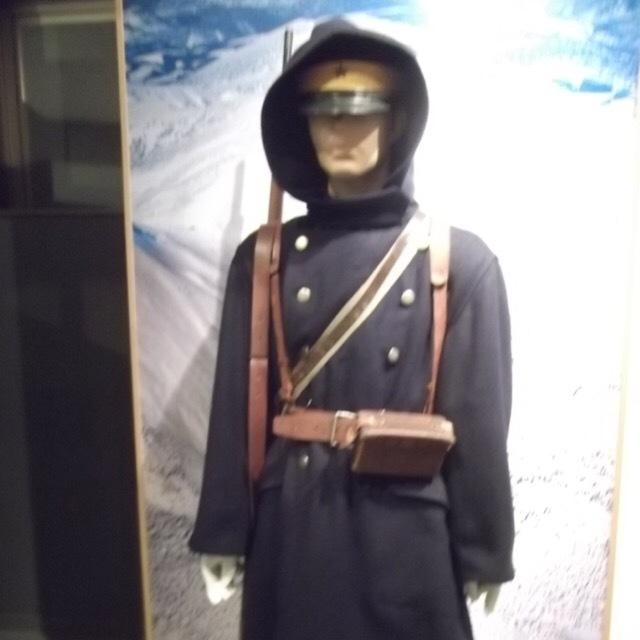 【八甲田山雪中行軍遭難資料館】 対ロシア戦を想定した訓練に参加した210名中、199名が死亡。雪山は恐ろしい事を、多くの人に知ってほしい