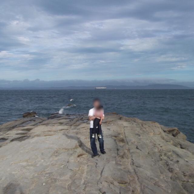 【観音崎灯台】 眺めを楽しんで、魚藍亭のよこすか海軍カレーを食べる。三浦半島1デイきっぷ②