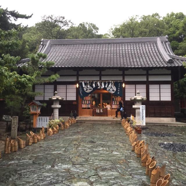 【玉津島神社】 天皇、山部赤人、菅原道真、小野小町も参拝した、和歌の神様