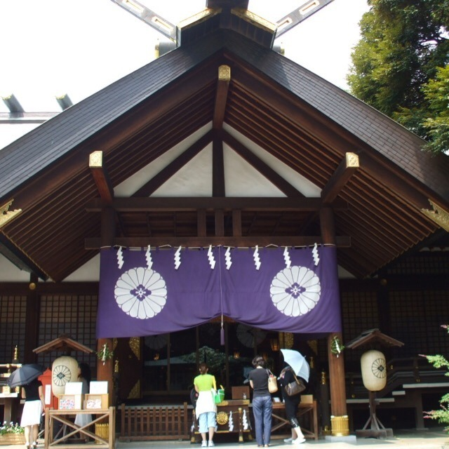 【東京大神宮】 神前結婚式創始の神社。東京のお伊勢様として、縁結びで人気