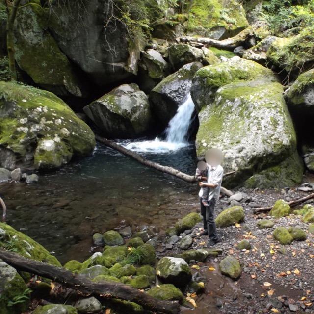 【川俣川東沢渓谷トレッキング】 乙女滝、行者の滝、黄金の砦など、とても美しいです!