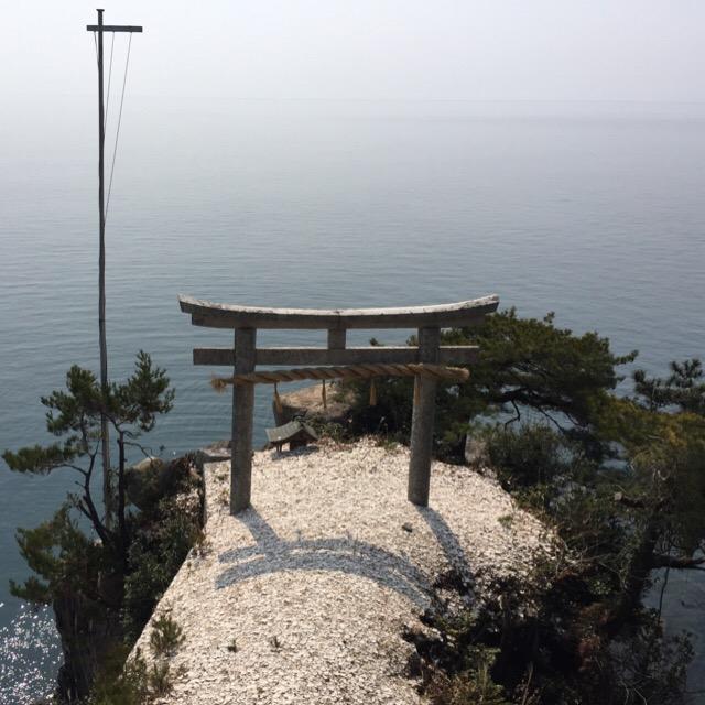 【琵琶湖最大のパワースポット 竹生島観光②】 都久夫須麻(つくぶすま)神社、八大竜王拝所