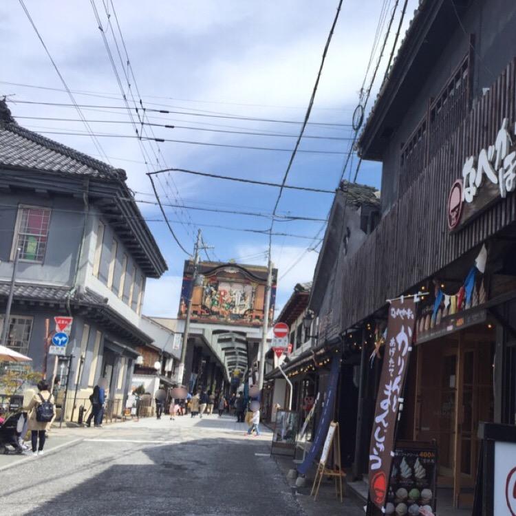 【黒壁スクエア】 琵琶湖一周旅は長浜観光からスタート。体験コーナーが多くて目移りする