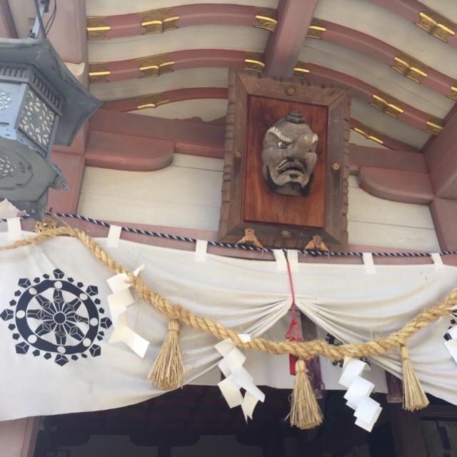 【阿賀神社(太郎坊宮) その②】 本殿から裏坂へ。地主神社、一願成就社、鎮魂窟、紫微社、不動尊