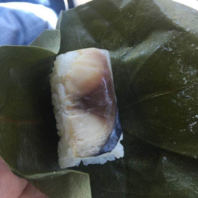 【黒滝茶屋】 奈良のへそ、黒滝村。茶屋でおばあちゃん達が作る「柿の葉寿司」がオススメ