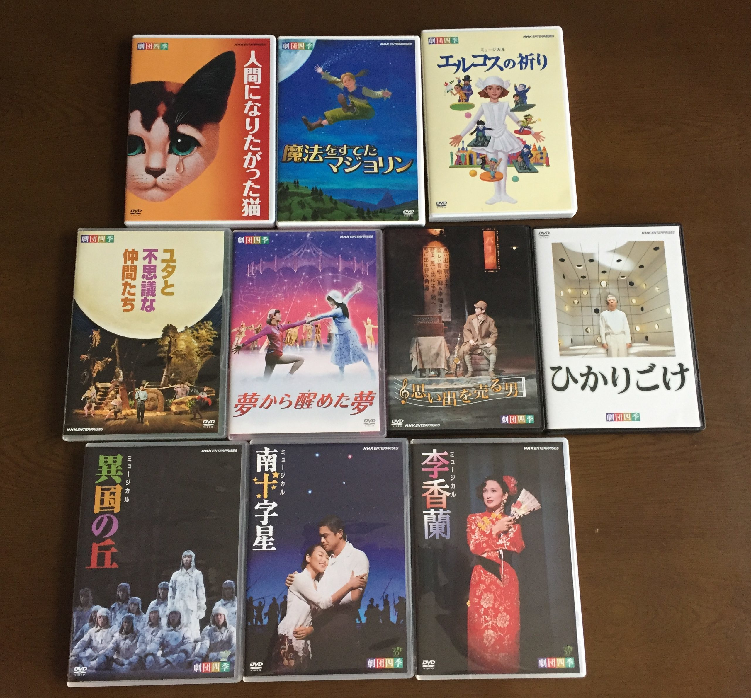 劇団四季「昭和の歴史三部作」が泣ける・・・。ディズニーも良いけれど、オリジナル作品も見て欲しい