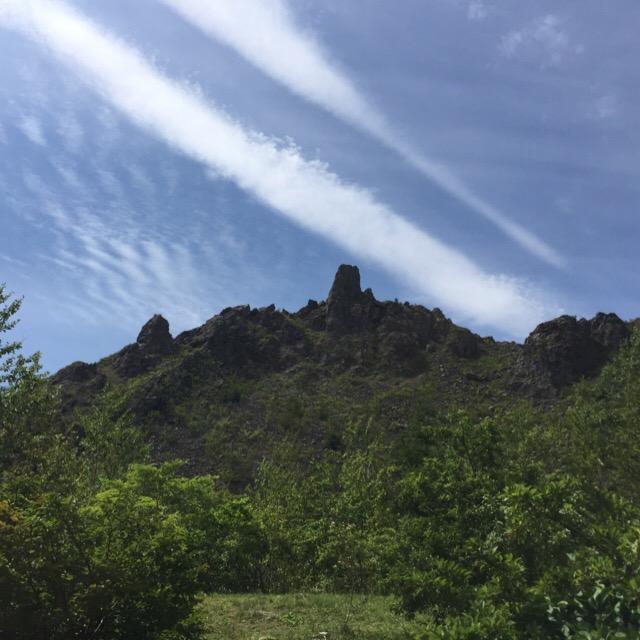 【有珠山】ロープウェイ山頂駅に到着! 噴火を繰り返すダイナミックな有珠山は、また姿を変えるだろう