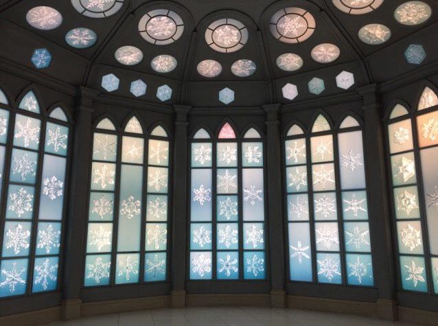 【雪の美術館】 「アナと雪の女王」みたいな美しい美術館。旭川は日本で最も美しい雪の結晶が降るところだった!