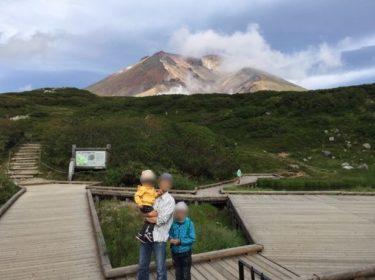 【大雪山旭岳ロープウェイ】 北海道で一番高い山! ロープウェイに乗ってカムイミンタラ(神様が遊ぶ庭)へ! チングルマがカワイイ