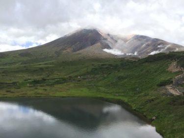 【大雪山旭岳 ②】 北海道で一番高い山・旭岳は、噴煙モクモクの大迫力スポットだった! 噴気孔に大接近!