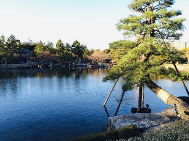 【徳川園】 尾張徳川家の邸宅跡が日本庭園にリニューアル。